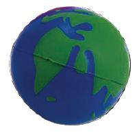 כדור לחץ בצורת גלובוס כדור הארץ - 1352