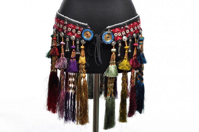 Gypsy Pompom Belt 2