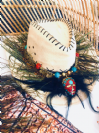 African Head Hat