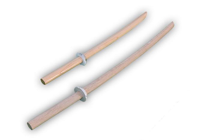 בוקן - חרב עץ