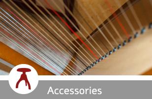 harp accesories Israele