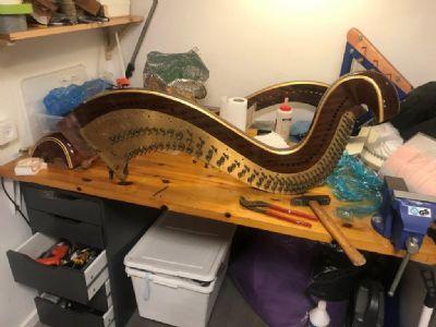 harp restoratoin