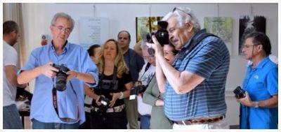 סדנאות והרצאות צילום עם יוסי וונש