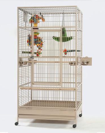 כלוב ציפורים ענק