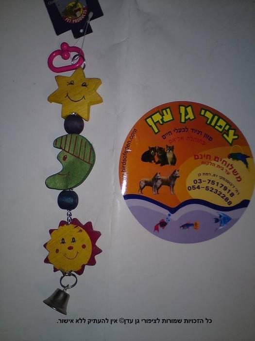 צעצוע בינוני מעץ לתוכי קטן 1