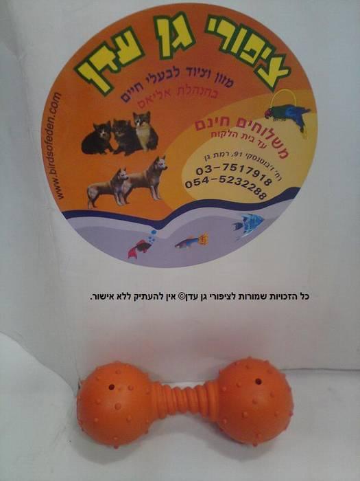 צעצוע משקולת + פעמונים