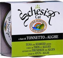 סשאסיר - תבשיל אצות קטיפתי עם טונה