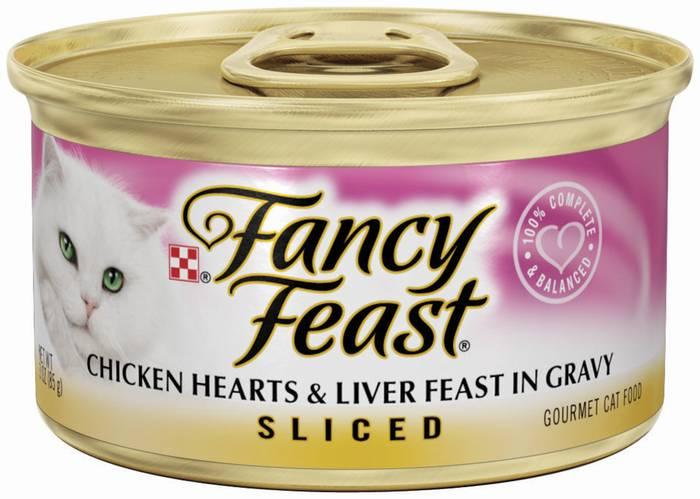מעדן פנסי פיסט 85 גר' פרוסות לבבות עוף וכבד ברוטב