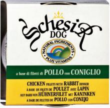 סשאסיר - מעדן עוף עם ארנבת