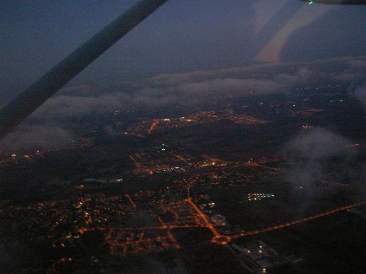 טיסת לילה