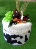 עוגת מגבת לשבועות ( towel cake for shavuot )
