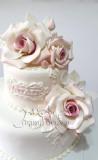 הוורדים מבצק סוכר - gumpaste roses