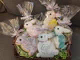עוגיות ארנבות למאיה ליום הולדת