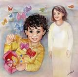 פרפרים של תקוה מאת טליה גנאל ג´ויה