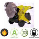 תנור אוויר חם סולר Oklima sx180 1s - Fired Diesel Heater