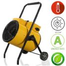 תנור אוויר חם חשמלי Sial D300Y - Electrical Space Heaters