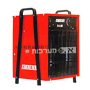 תנור חימום חשמלי נייד Munters RPL3.3FT - Electrical Space Heaters