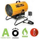 תנור אוויר חם גז Oklima SG180A - Gas Heater