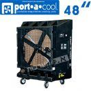 """מצנן מים אוויר 48"""" port a cool"""