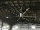 מאוורר תקרה תעשייתי industrial ceiling fans OM-KQ-7E