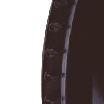הלהבים המכוונים על ההיקף של החלק הנייח של המרסס