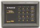 חייגן הודעות קוליות של ויסוניק dl-125c
