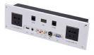 פנל קיר מהודר תקשורת וחשמל MCW-S