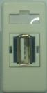 שקע גביס USB