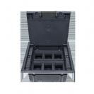 קופסת ריצפה יבשה 12 מודולים