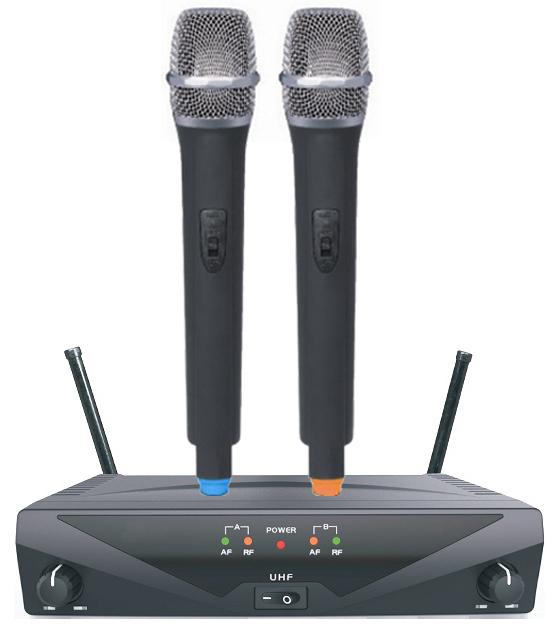 מיקרופונים אלחוטיים JADE IU-2071