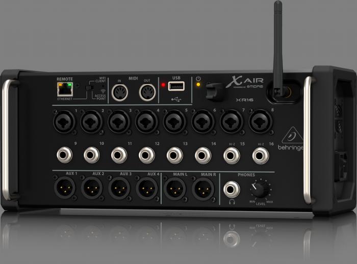 מיקסר דיגיטלי Behringer XR-16