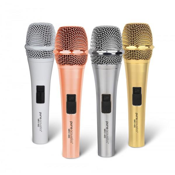 מיקרופון לשירה Pure Acoustic MKV 400