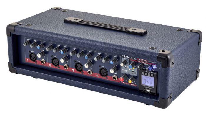 מיקסר מוגבר Phonic POWERPOD 415RW