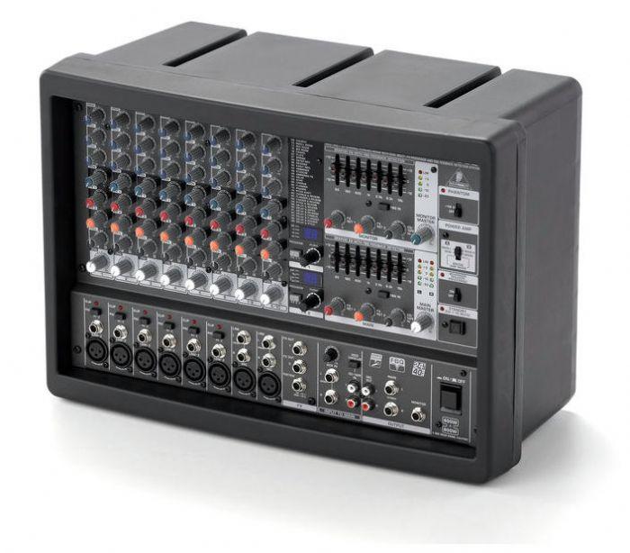 מיקסר מוגבר Behringer PMP1680S