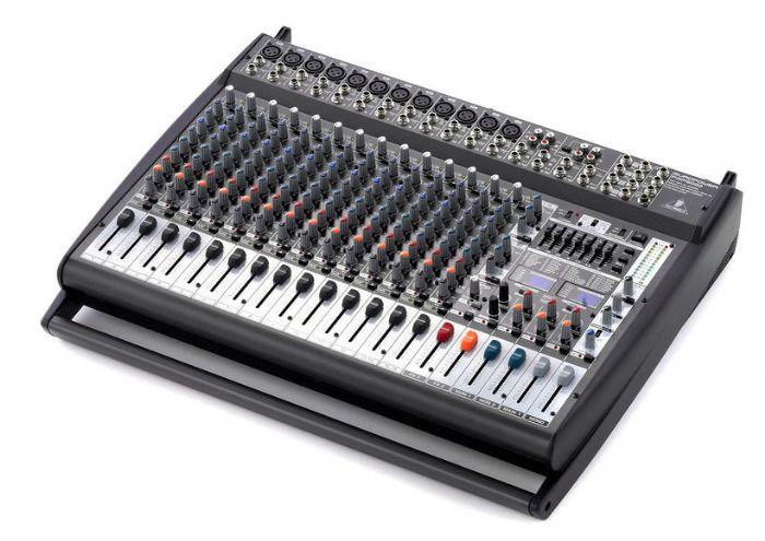 מיקסר מוגבר Behringer PMP6000