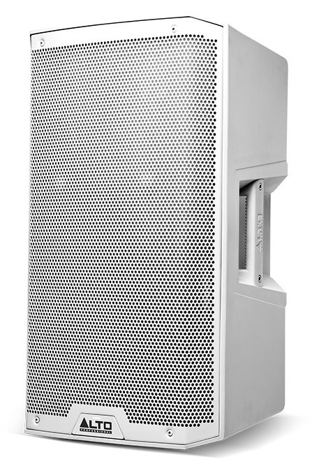 רמקול מוגבר בצבע לבן Alto Professional TS212 White