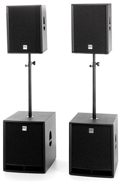מערכת הגברה HK Audio Premium PR:O Set 15/18