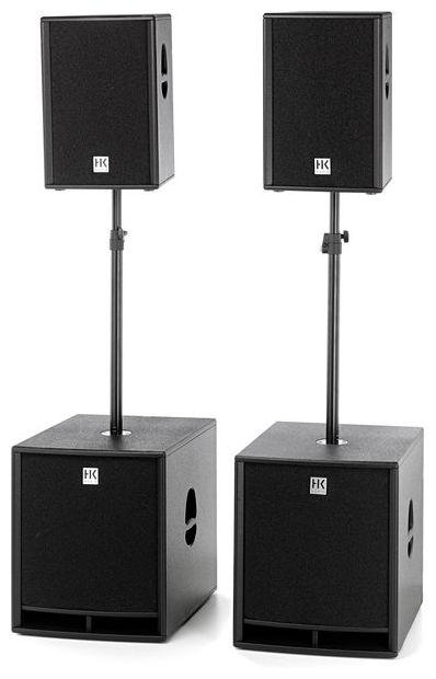 מערכת הגברה HK Audio Premium PR:O Set 12/18