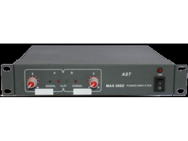 מגבר כוח קומפקטי AST MAX360D