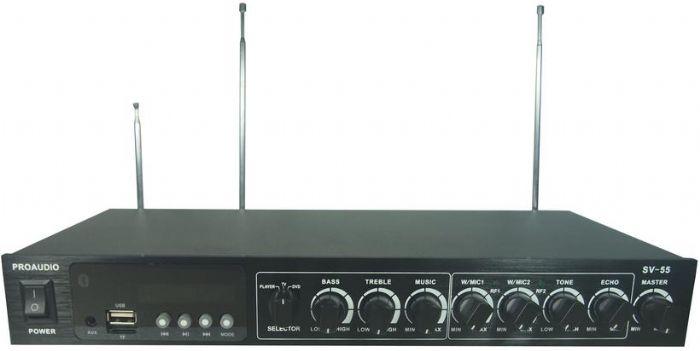 ערכת קריוקי Star Voice SV-55