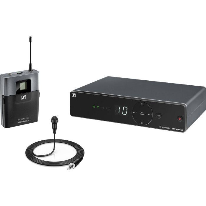 מערכת אלחוטית מיקרופון דש Sennheiser XSW 1-ME2