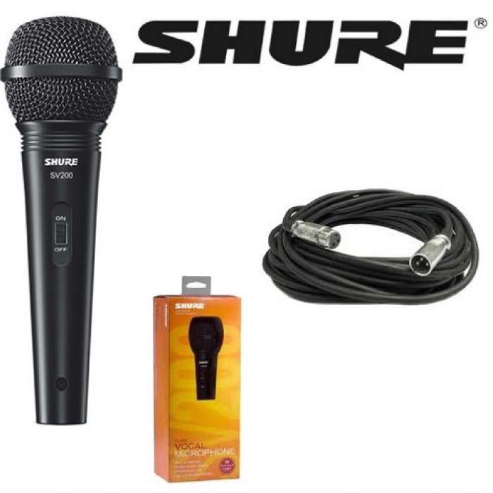 מיקרופון Shure SV200
