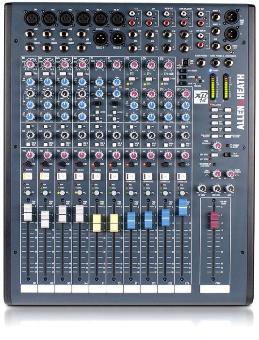 מיקסר שידור Allen & Heath XB2-14/X Broadcast Mixer