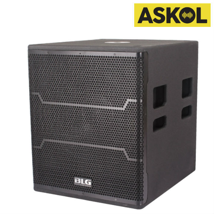 סאב מוגבר BLG Audio BW16-18WA1