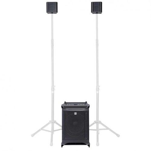 מערכת הגברה קומפקטית עם אפקטים מובנים HK Audio Lucas Nanao 605 FX
