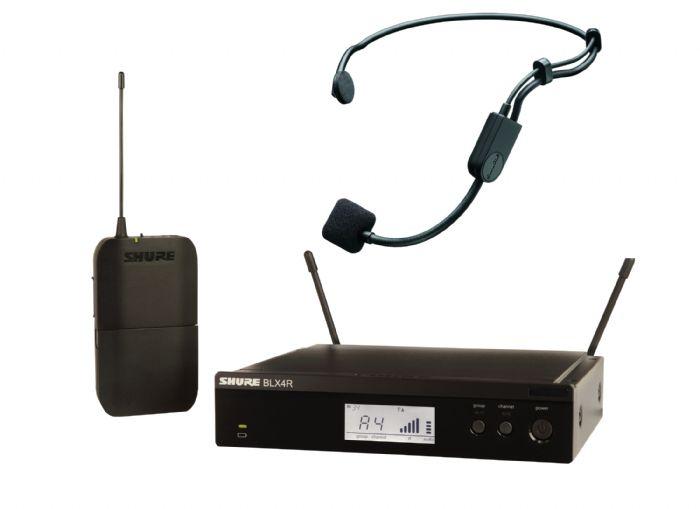 מערכת ראש Shure BLX14RE/P31