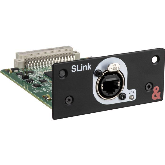מודול חיבור SLINK למיקסר דיגיטלי Allen & Heath SQ
