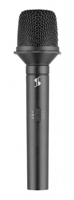 מיקרופון קונדנסר לכלי נגינה ושירה Stagg SCM300