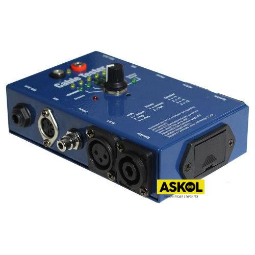 בודק כבלים Roxtone EG CT-01