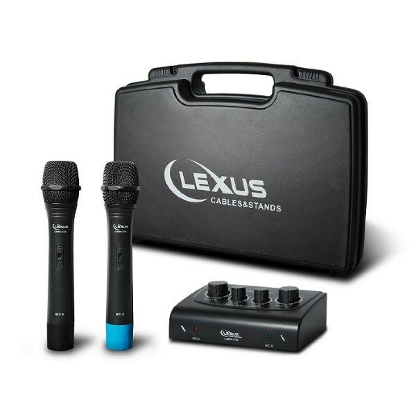 מערכת קריוקי אלחוטית LEXUS LMW216